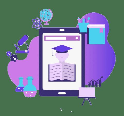 Multilingual eLearning app